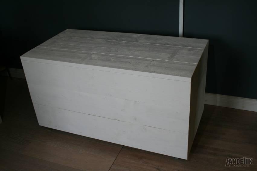 Kist Van Steigerhout