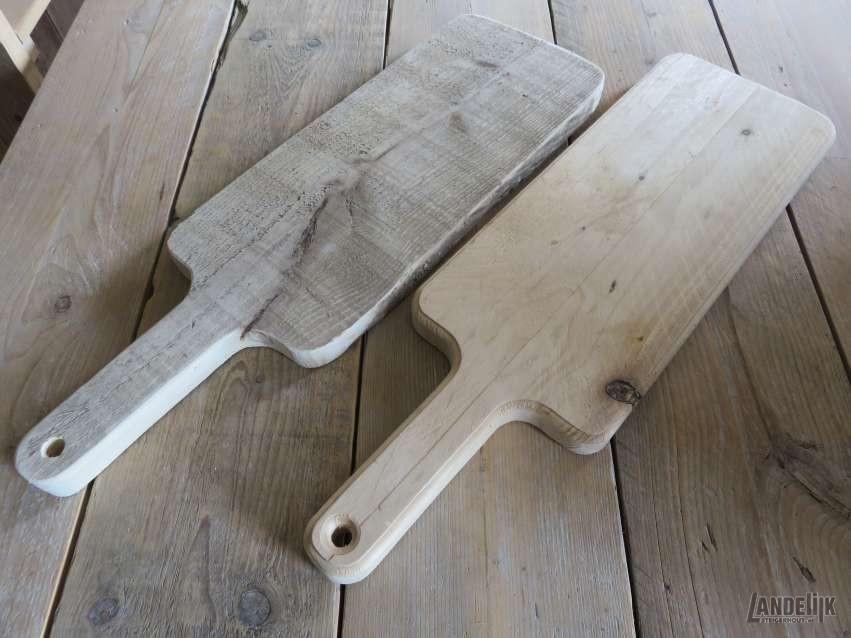 Steigerhouten Tapasplank