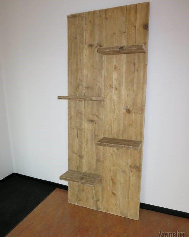 Steigerhouten Wandbord