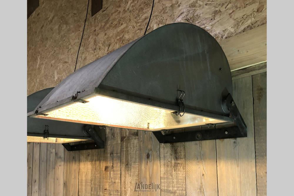 Grote Industriële Lamp